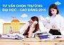 Truyền hình trực tiếp tư vấn tuyển sinh 2015 tại Trường Cao đẳng Đại Việt Sài Gòn