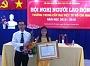 Hội nghị người lao động năm học 2015-2016 và lễ trao huân chương lao động hạng ba